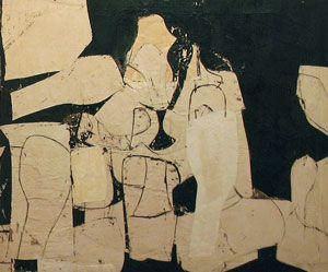 Conrad Marca-Relli: The New York Years, 1945-1967