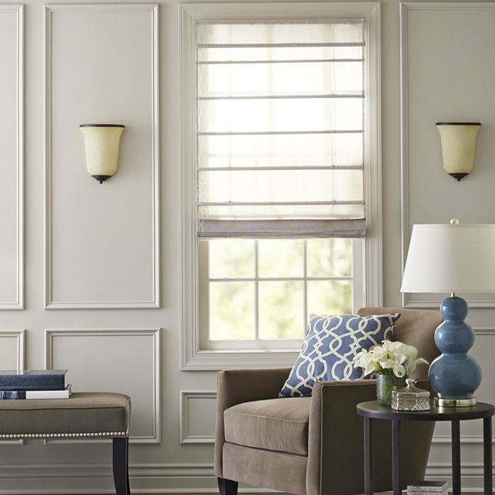 34 Best Chair Rail And Panel Molding Ideas Images On Pinterest
