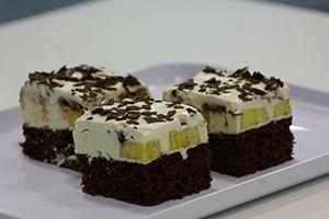 Vyskúšajte tento chutný koláčik z relácie Bez servítky. Je taký chutný, že vám zmizne z pekáčika za pár minút.