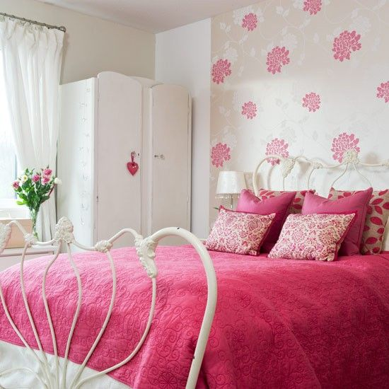 Bedroom Wallpaper Patterns: 1000+ Ideas About Bedroom Wallpaper Designs On Pinterest