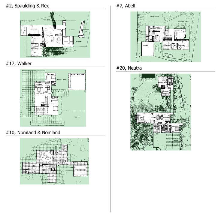 best Eames House   Case Study House No    images on Pinterest     Pinterest