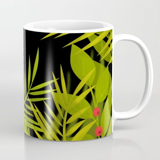 https://society6.com/product/the-leaves-and-berries_mug?curator=bestreeartdesigns.  $15