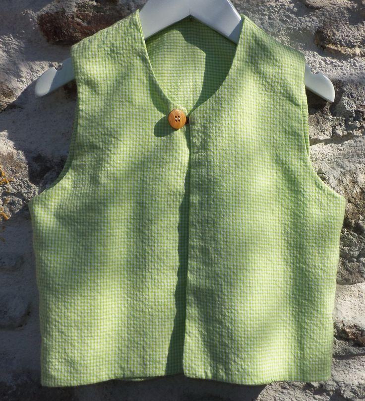 Light classic vest