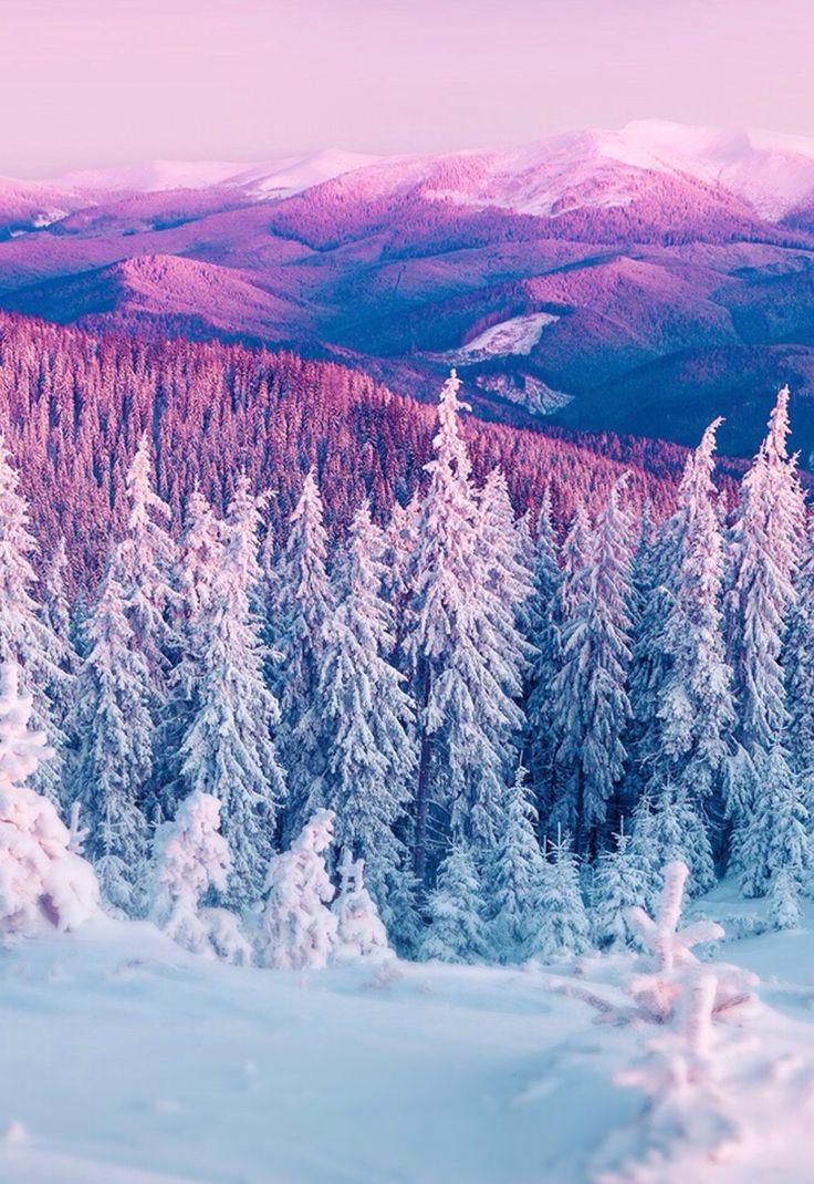 Iphone Wallpaper Winter, Landscape Wallpaper