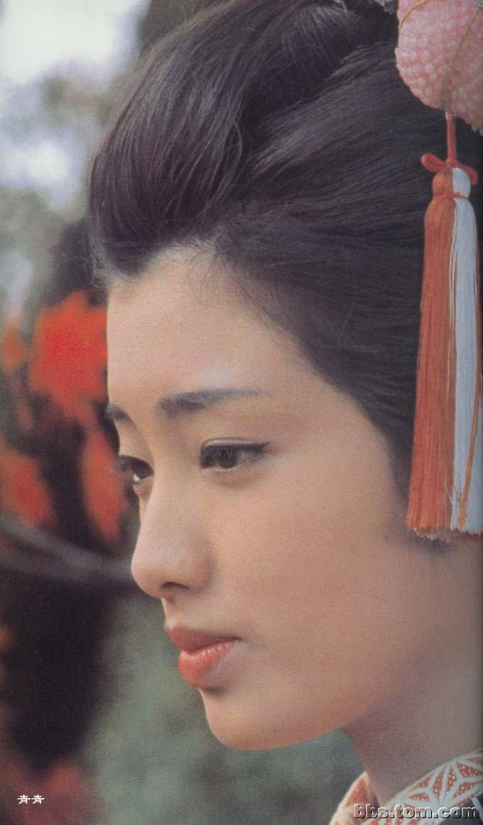 山口百恵 Momoe Yamaguchi / Shunkinsho 春琴抄 1976年