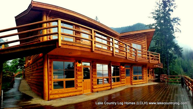 115 Best Lake Country Log Homes Images On Pinterest Log