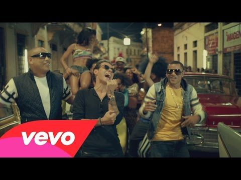 Latinos unidos hasta el final! Gente De Zona - La Gozadera (Official Video) ft. Marc Anthony - YouTube