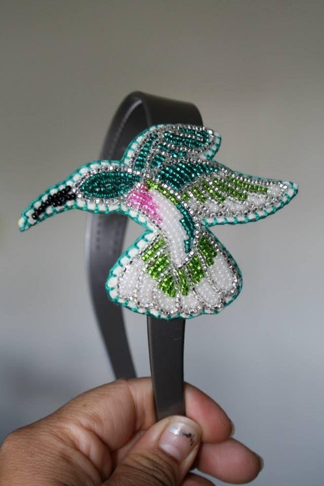 A Hummingbird headband