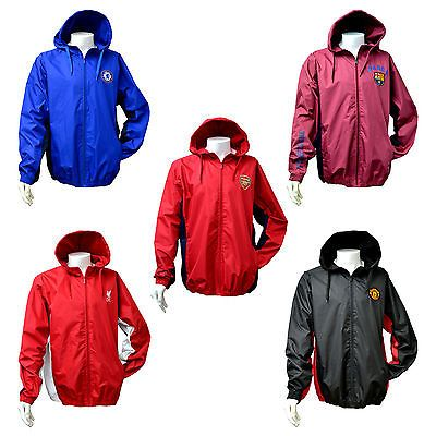 #Football team #official rain coat jacket hoodie - boys/kids & #adults - s-xl - n,  View more on the LINK: http://www.zeppy.io/product/gb/2/271450554450/