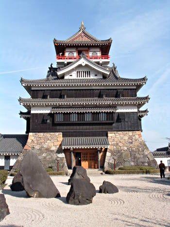 Kiyosu Castle, Japan