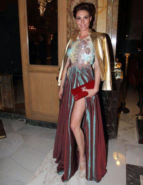 Celina Rucci - gala solidaria de la Casa del Teatro
