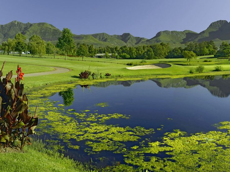 South Africa Golf | South African Golf Courses | AGS Golf Vacations