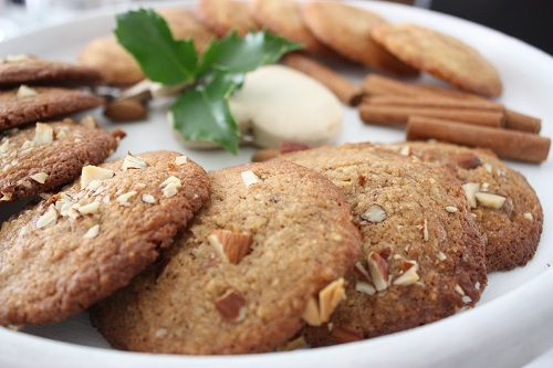 Pepperkake cookies