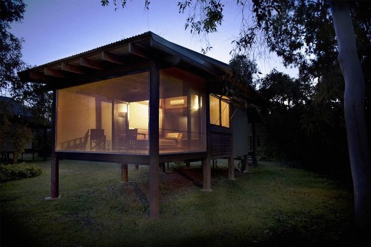 Bamurru Plains - Glam Camping.   www.thekimberleycollection.com.au