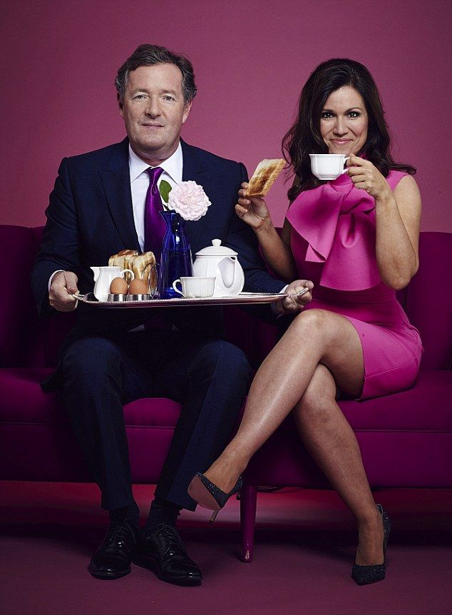 PIers thinks it's quite sexist that Susanna gets so much grief for her interview technique...