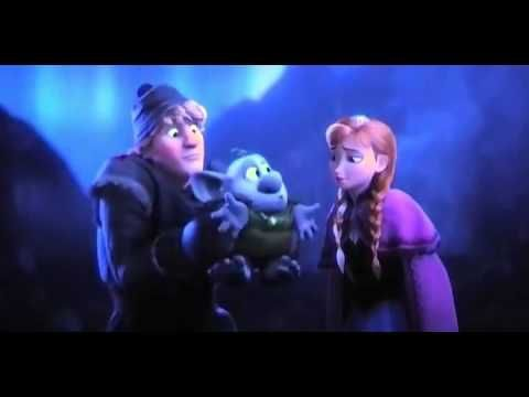 Disney's Frozen - Fixer Upper (Film Version)...am I the only one who didn't like the trolls in the movie