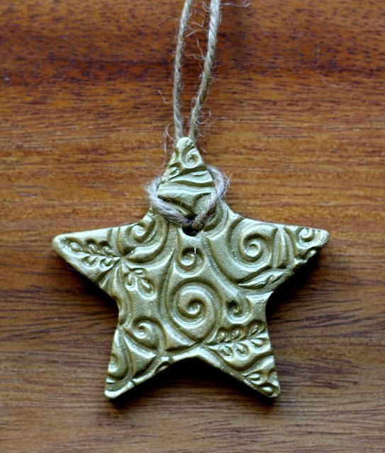 Best images about gold star christmas ornaments on