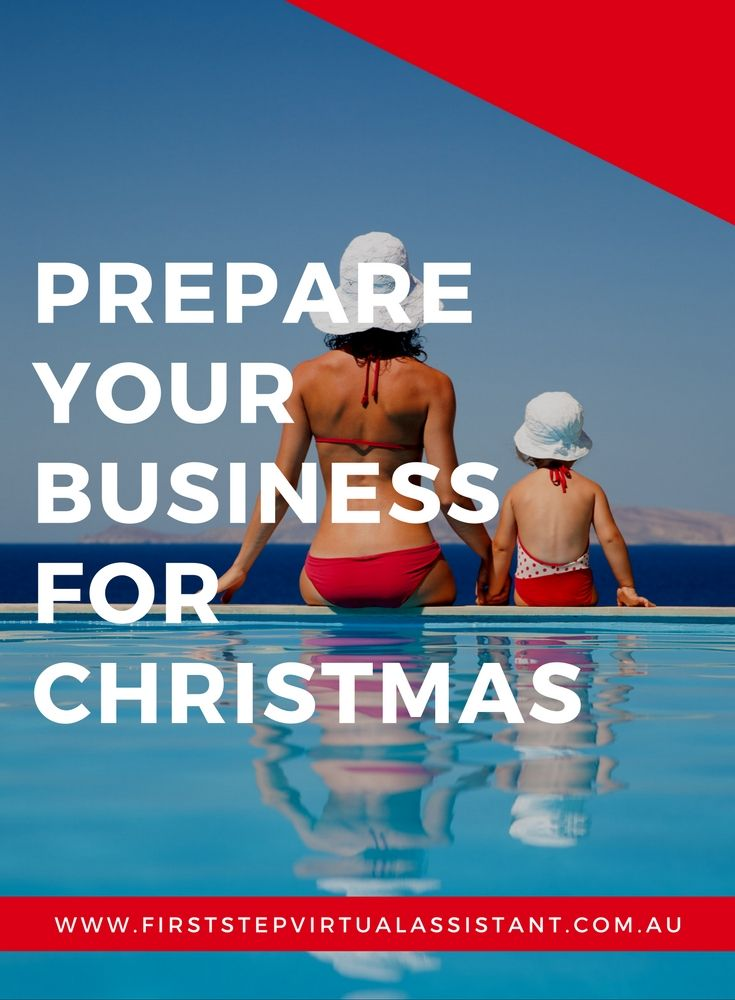 Prepare your business for Christmas | Outsourcing work over Christmas | Outsource your business requirements during the holidays