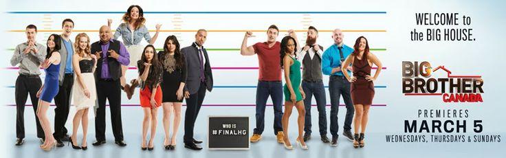 Big Brother Canada season 2 cast!