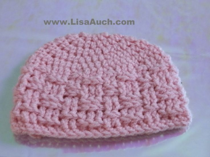 Patterns GRATIS Hat Crochet del bambino Ideale per i principianti