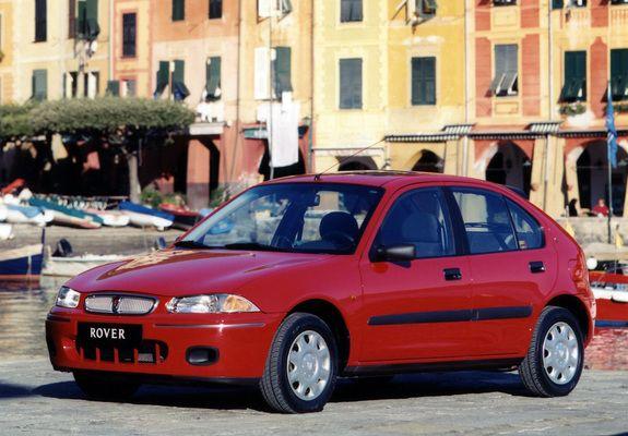 Rover 200 5-door (R3) 1995–99