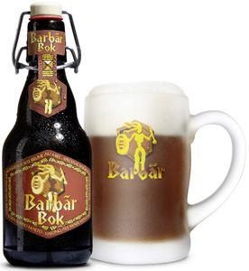 Barbar Winter Bok - Bierebel.com, la référence des bières belges