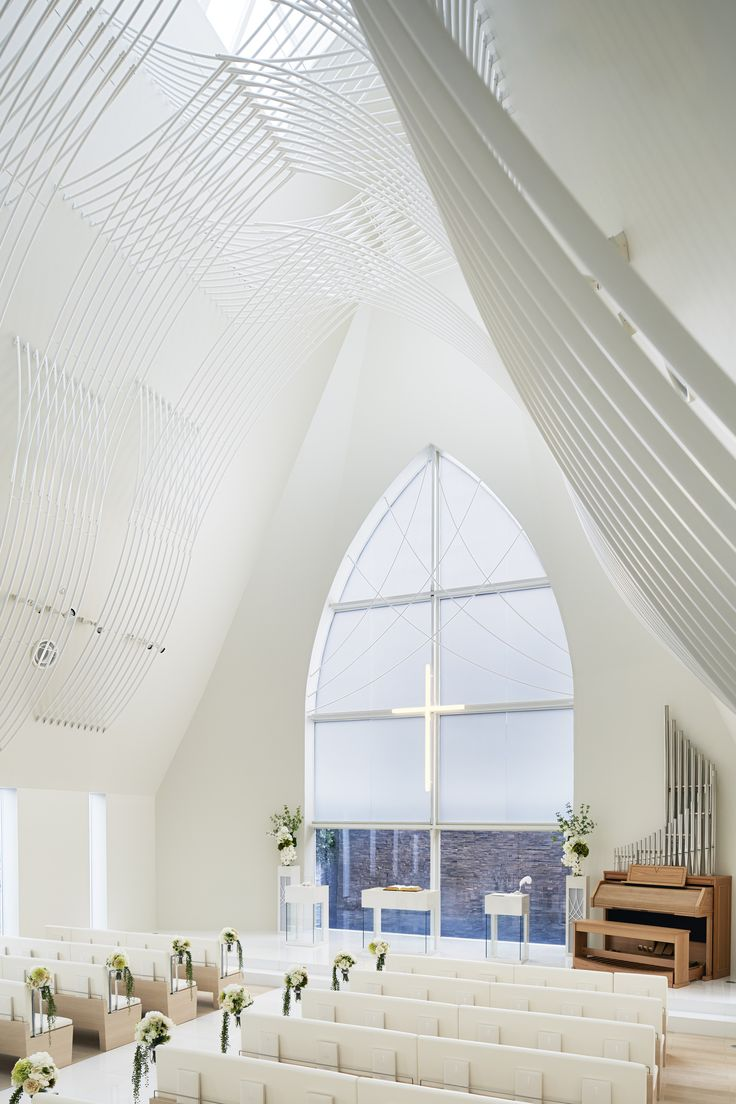 96 best church images on Pinterest   Contemporary architecture ...