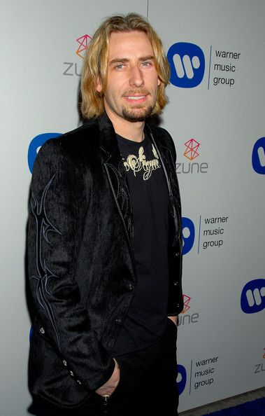 Chad Kroeger Photos Photos - Musician Chad Kroeger of Nickelback arrives at Warner Music Group's 2007 Grammy Party held at The Cathedral February 11, 2007 in Los Angeles, California. - Warner Music Group's 2007 Grammy Party - Arrivals