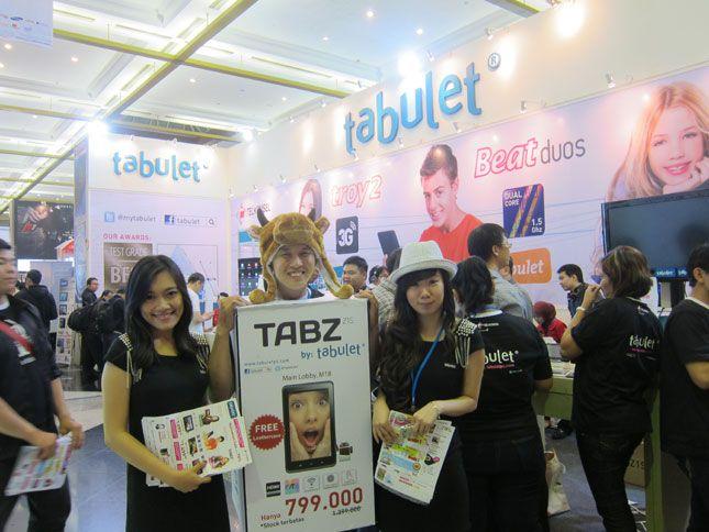 Kini Harga Tablet Android ICS Up To 1.5GHz Di Bawah Rp800rb