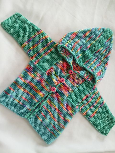 Knitting Pattern Child Jacket : 154 best Toddler free hoodie knitting patterns images on Pinterest Knitting...