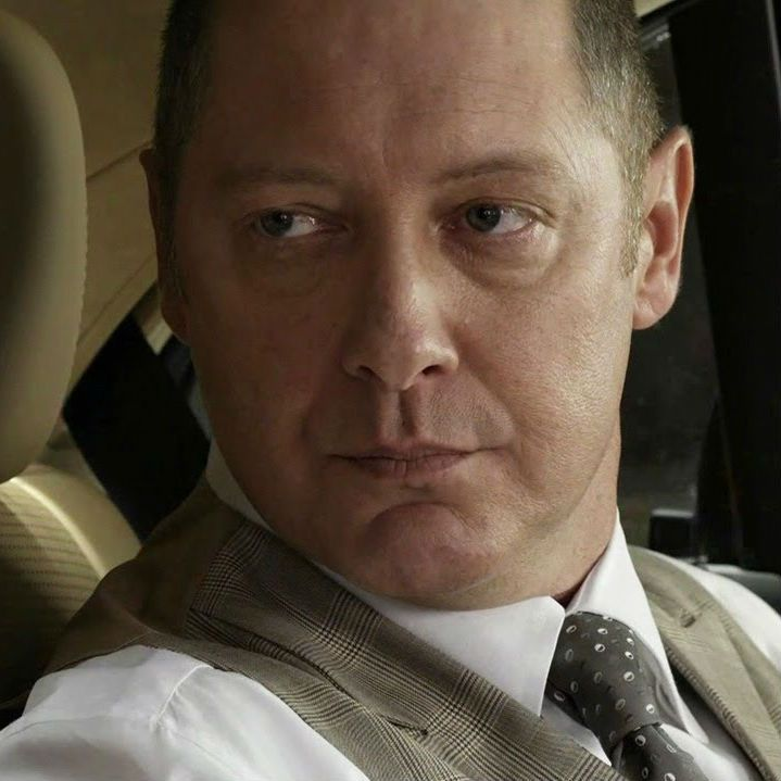 James Spader <<< I would HATE to make this man mad at me.