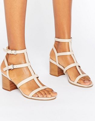ASOS THOUGHTFUL Gladiator Sandals