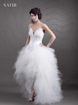 Hochzeitskleid Fee Elfe