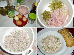 Vlašský salát - originální recept. • Pravý pařížský salát - pařížský salát tak jak má být. • Jediný pravý pochoutkový salát. • Originální receptury na saláty podle ČSN - československých státních norem. • Domácí neošizená výroba salátů podle původních receptů. • Trojice nejoblíbenějších salátů i na chlebíčky: vlašák, pařížák a pochoutkový salát. •