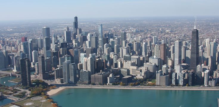 future towers of Chicago Chicago Skyline in 2011 (Photo