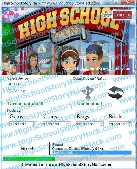 Find High School Story Cheats For Free. Check out more http://highschoolstoryhack.com/