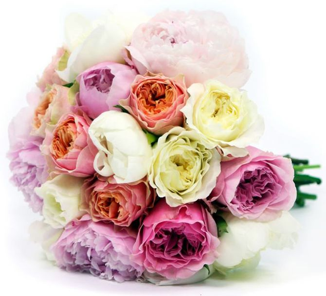 New Peony Bouquets From Flowers24hours Flower Delivery