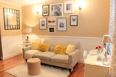 Best Beige Yellow And Black Living Room Home Is Where The 400 x 300
