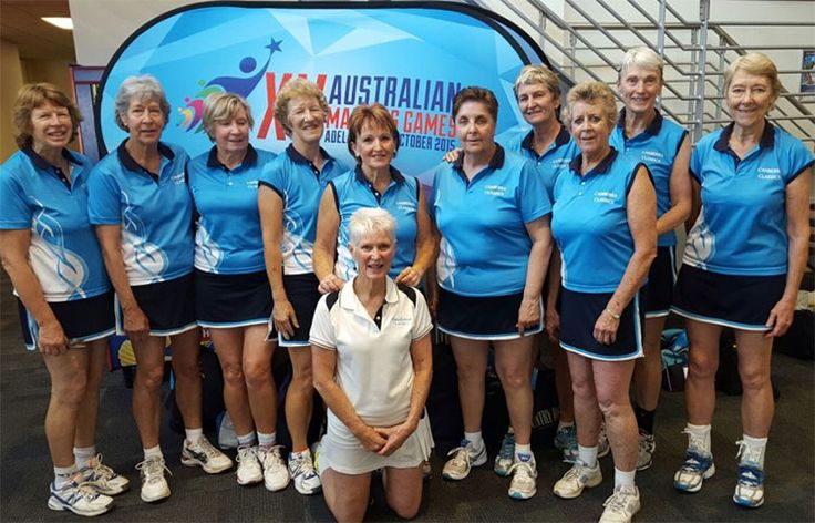 The Canberra Classics netball team is playing in the 60+ division at the Australian Masters Games in Adelaide and has won all their games in the combined 60+ /65+ division. We love coming to Masters Games for the fun, companionship and competition. Seeing all our friends from different teams that we have played against over …