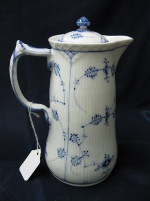 Royal Copenhagen Chocolate Pot