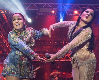 Show Maiara & Maraisa & Marilia Mendonça