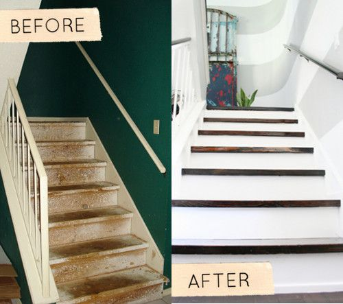 Stair Nightmare! #makeover