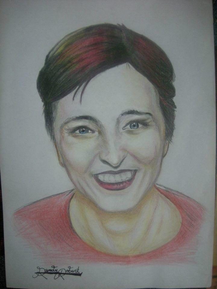 portret Beatrice B