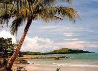 Pantai Pandan - Sibolga - Sumatera Utara - Wisata Alam