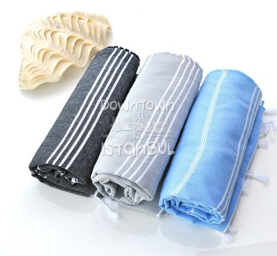 Yoga Clothes Set of 3 Turkish Bath Towel Cheap by DowntownIstanbul, $44.99 - clothing, baby, hippie, grunge, winter, boys clothes *ad