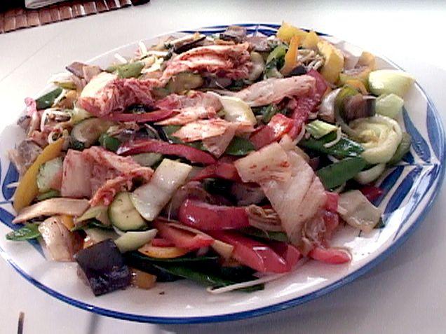Szechuan Vegetable Stir-Fry from FoodNetwork.com