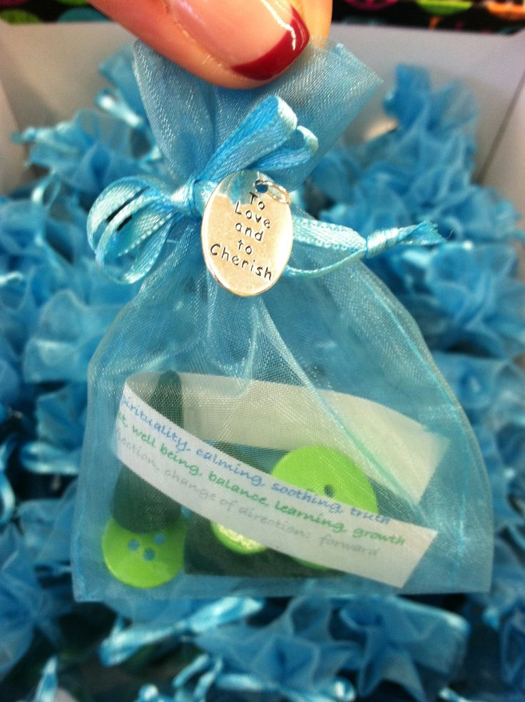 My Spin On Bridal Shower Favor A Token Given To Anyone In Attendance Used