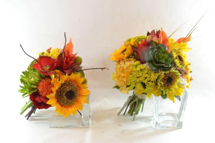 Fall/Autumn Bridal Bouquets