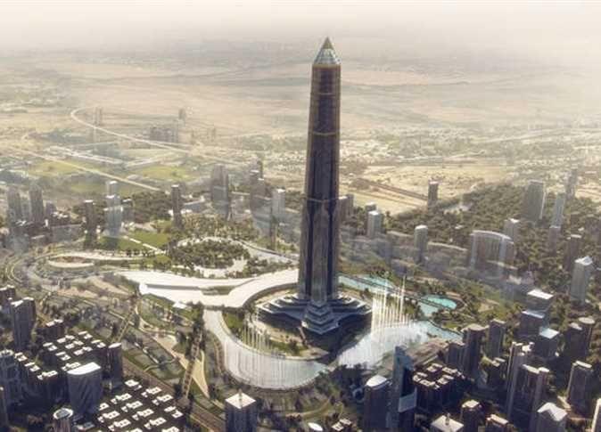 بالصور والتفاصيل وكالة أنباء مصر تفاجئ الجميع وتبدأ في بناء برج أعلى من برج خليفة Burj Khalifa Egypt Egypt News