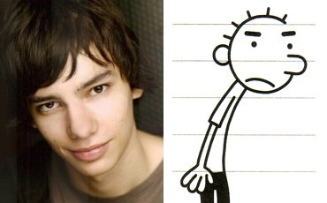 diary of a wimpy kid 1 essay